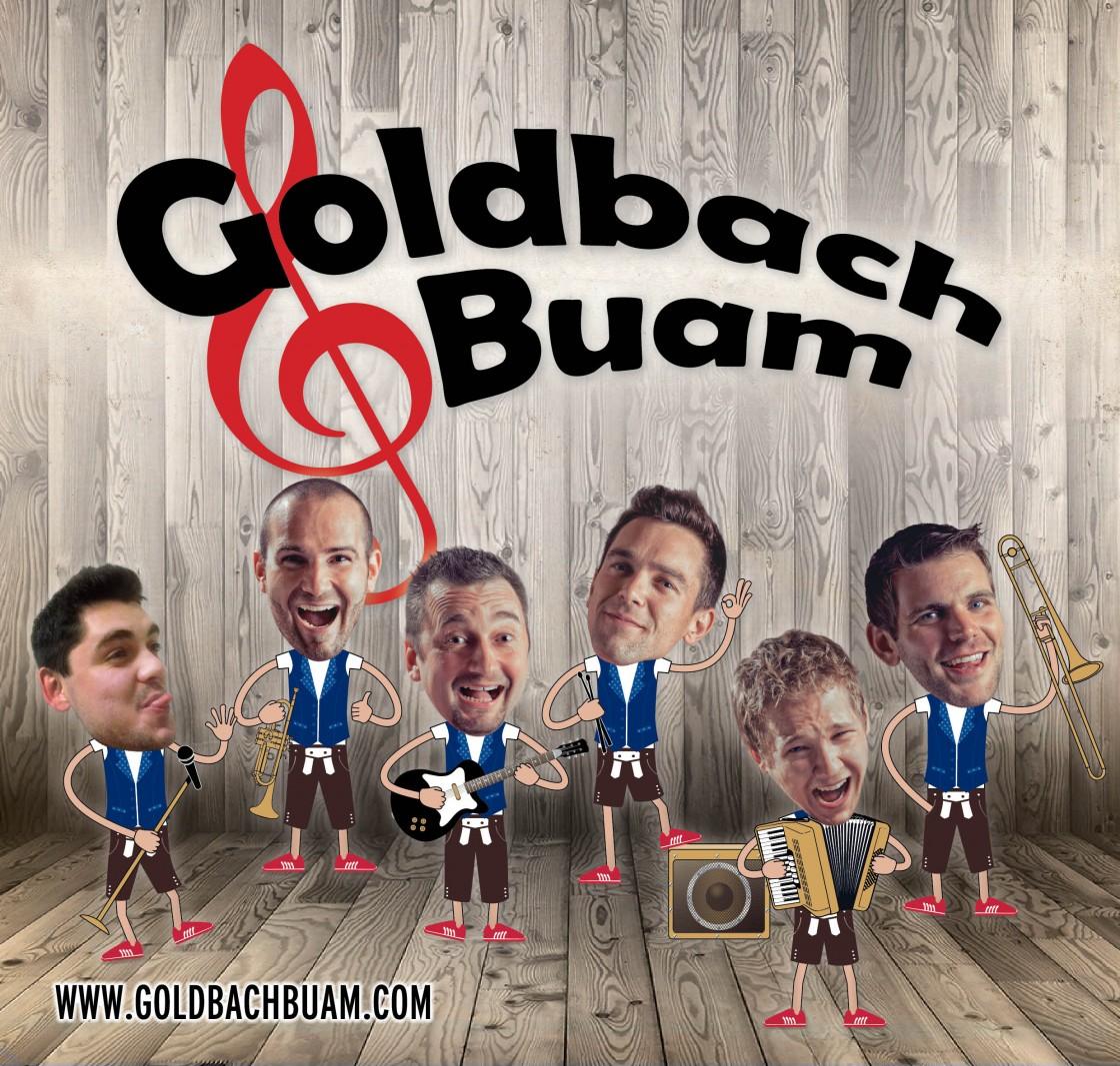 Bildergebnis für logo goldbachbuam